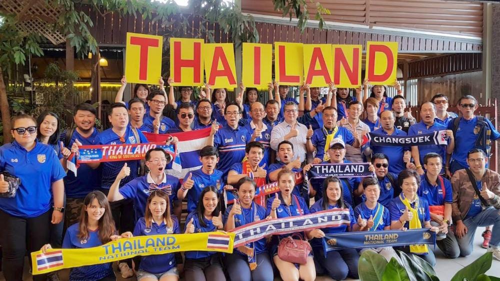 ทูตไทยจัดเลี้ยงชุดใหญ่ พร้อมร่วมเชียร์ทัพช้างศึกเกมบู๊มาเลเซีย