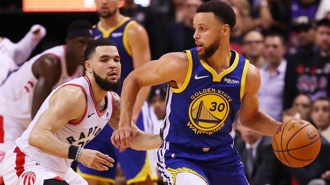 คู่ชิงแชมป์ NBA 2019 โกลเดน สเตต-โตรอนโต