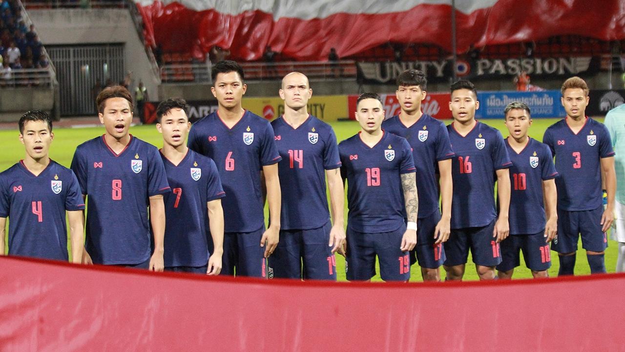 """ตัดเกรดแข้ง """"ไทย"""" เกมเปิดรังเจ๊า """"เวียดนาม"""" คัดบอลโลก 2022"""