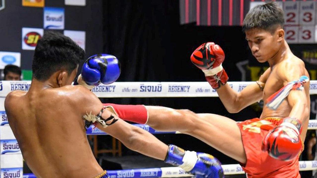 ชี้มวยเด็ด : เวทีราชดำเนิน ชิงแชมป์มวยไทยรุ่นซุปเปอร์เฟเธอร์เวท