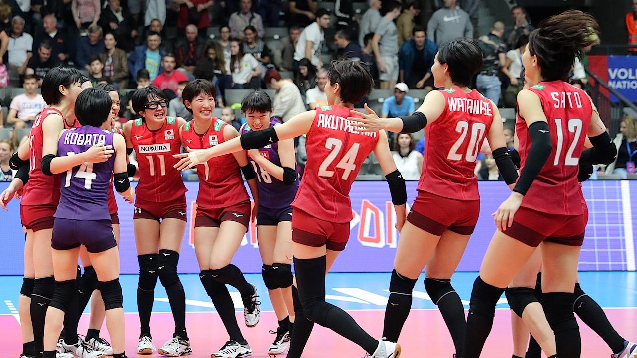 แบ่งกลุ่มแล้ว สาวญี่ปุ่นงานเบา ศึกวอลเลย์บอล โอลิมปิก 2020