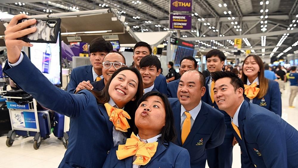 ทีมสวิงไทยไปฟิลิปปินส์ ประกาศซิว 4 เหรียญทองแน่นอน