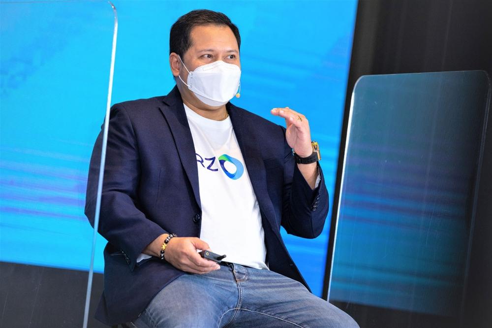 คุณกระทิง พูนผล ผู้บริหารกองทุน 500 TukTuks หนึ่งในผู้บริหารของ ออร์ซอน เวนเจอร์ส (ORZON Ventures)