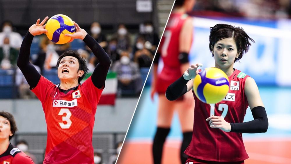 หวานชื่น 2 มือเซตวอลเลย์บอลชาย-หญิง ทีมชาติญี่ปุ่น ประกาศแต่งงาน