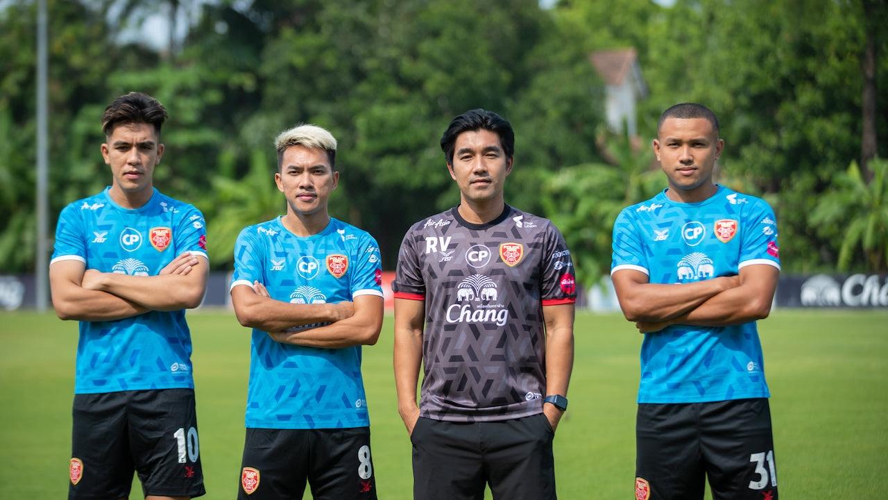 โปลิศ เทโร เปิดตัว 3 แข้งใหม่ ลุยศึกไทยลีก 1 ฤดูกาล 2021-22