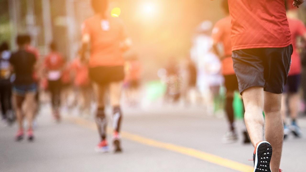 """อีกหนึ่งงานวิ่งที่ต้องเลื่อน """"วิ่งด้วยใจ...ให้ด้วยชีวิต"""" งานเดิน วิ่งการกุศล"""