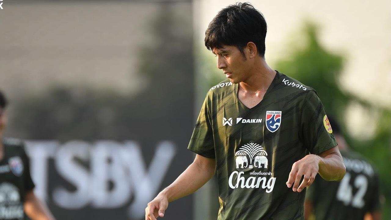 สภาพร แดงศรี : กับการติดทีมชาติไทยครั้งแรกในวัย 33 ปี