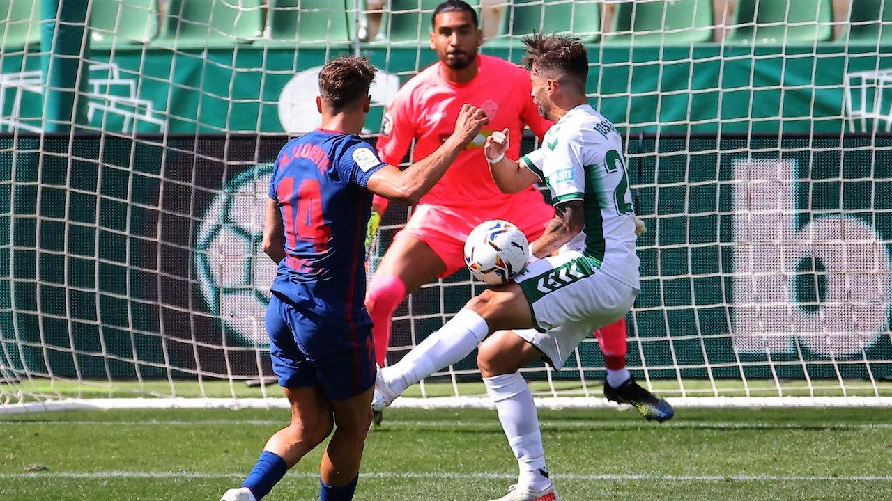 เสาช่วยชีวิต แอตฯ มาดริด บุกเฉือน เอลเช 1-0 รั้งจ่าฝูง ลา ลีกา สเปน