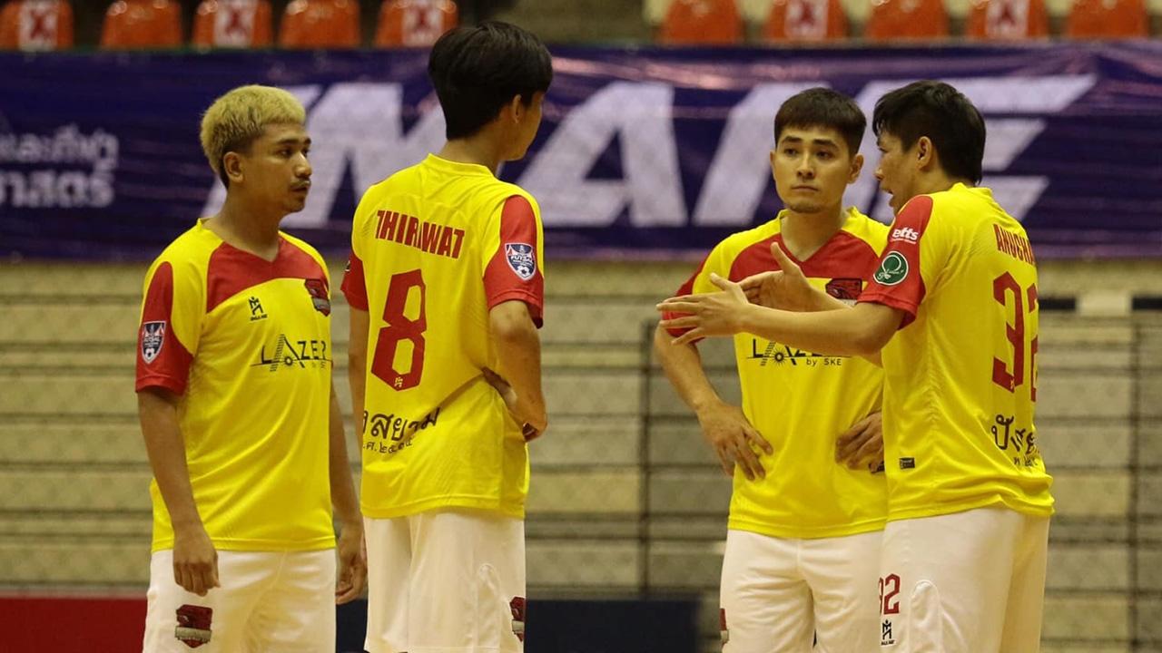 """""""บีเคซี ปราจีนบุรี ไฮเวย์"""" ขอพักทีม 1 ปี แจ้งนักฟุตซอลหาทีมใหม่ได้"""
