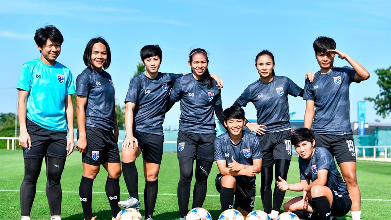 """ส.บอลญี่ปุ่น ให้ไทยร่วมโครงการ """"We League"""" คัดแข้งสาวลุยแดนปลาดิบ"""