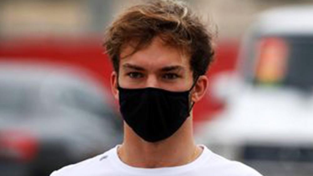 """""""ปิแอร์ แกสลี"""" นักแข่งรถชาวฝรั่งเศส ติดโควิด-19 คนที่ 6 ของ F1"""