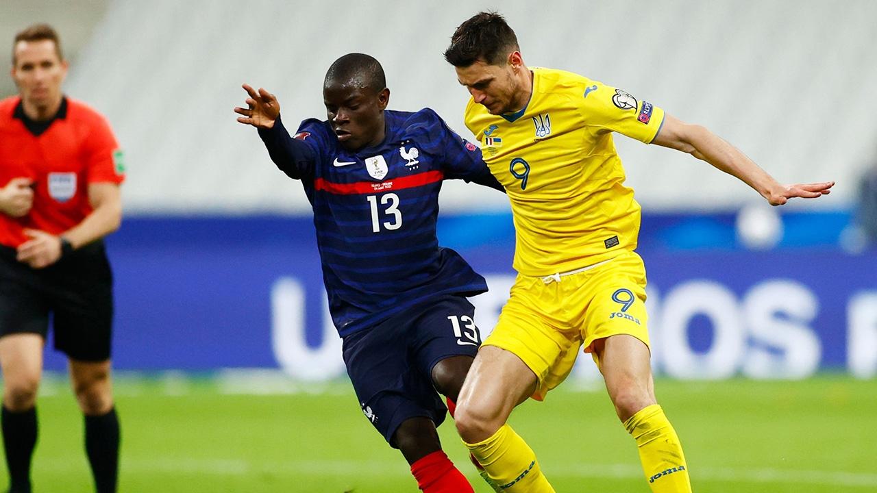 """เชลซีเซ็ง """"ก็องเต"""" เจ็บจากทีมชาติฝรั่งเศส ถอนตัวคัดบอลโลกอีก 2 นัด"""