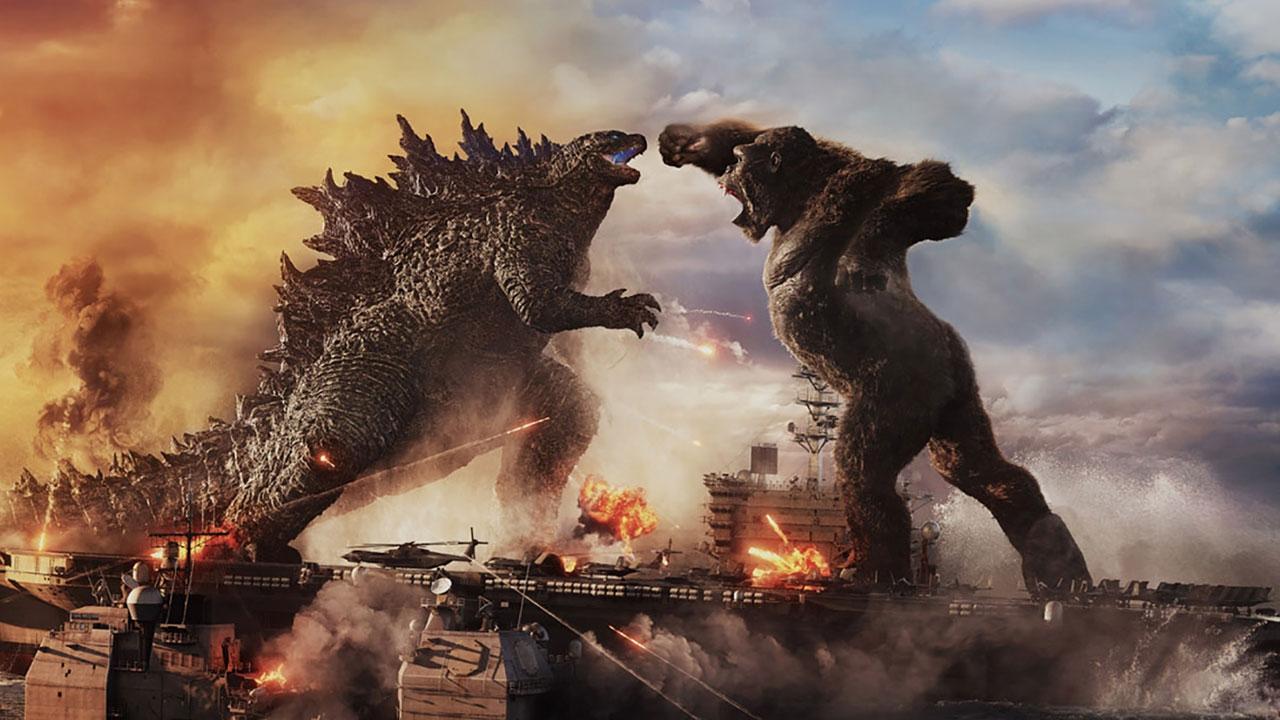 รีวิว หนัง Godzilla vs. Kong - ก็อดซิลล่า ปะทะ คอง สองตำนานต้องปะทะกัน
