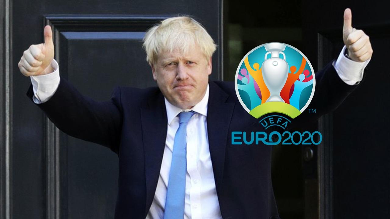"""""""บอริส จอห์นสัน"""" พร้อมหาก """"ยูโร 2020"""" จะมาจัดที่อังกฤษ สังเวียนเดียว"""