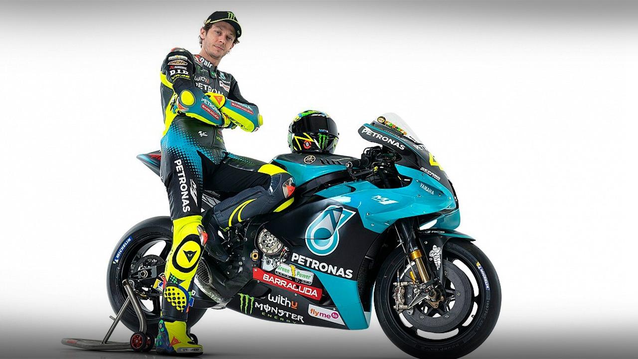 """""""รอสซี"""" กดดันหนัก หลังแข่งให้ทีม """"ปิโตรนาส เอสอาร์ที"""" รุ่น satellite MotoGP rider"""