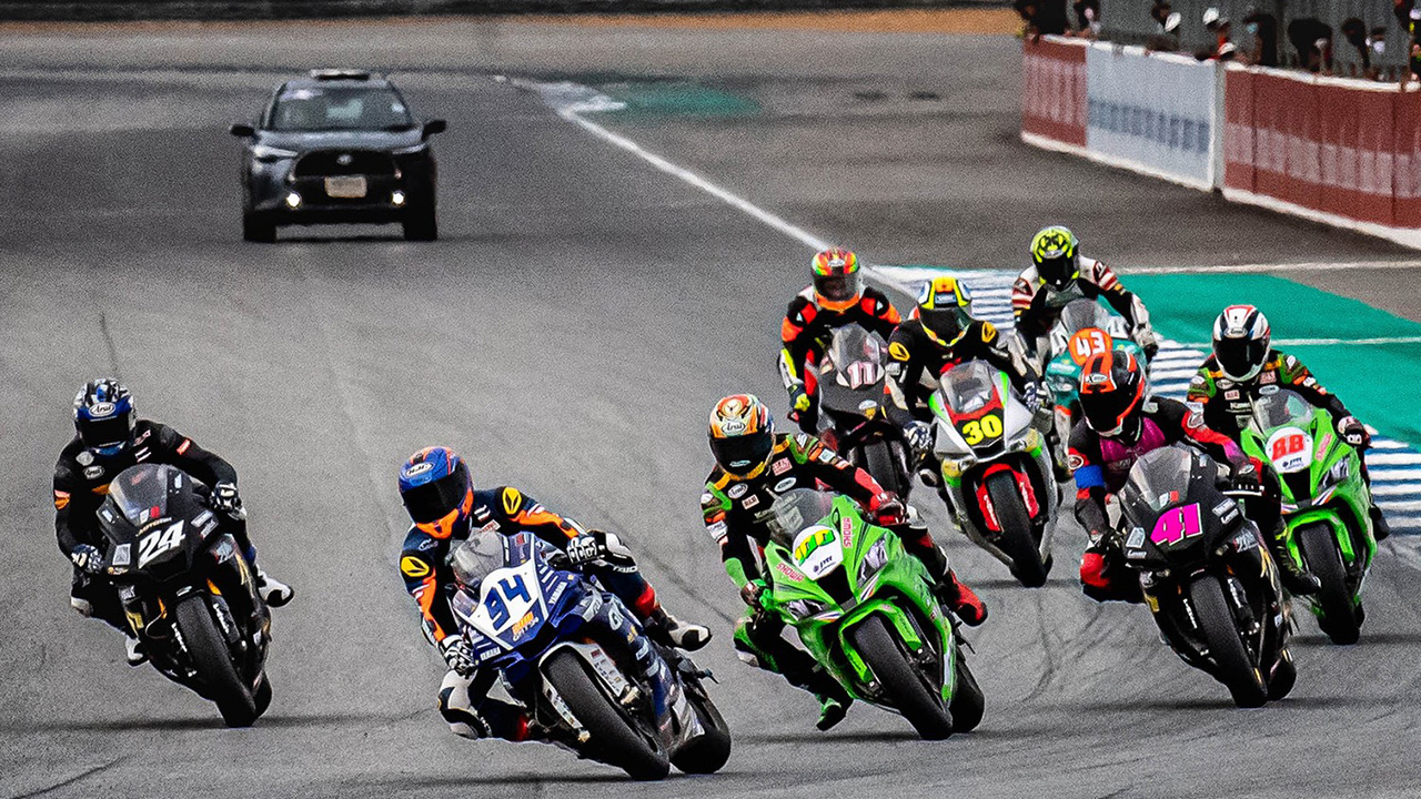 """เซ่นพิษโควิด-19 ประกาศเลื่อนแข่ง """"OR BRIC Superbike 2021"""" ที่บุรีรัมย์"""