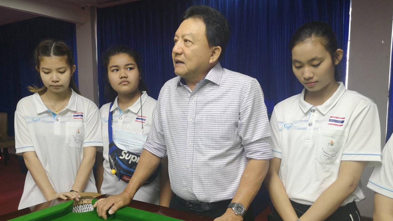 พบทีมพูลเสี่ยงติดโควิด-19 ส.บิลเลียด สั่งปิดแคมป์ทีมชาติไทยด่วน