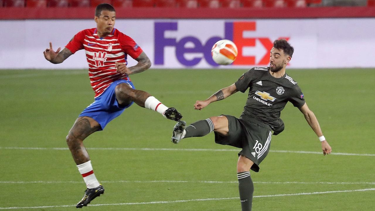 แมนยูฯ บุกเชือด กรานาดา 2-0 ยกแรกรอบ 8 ทีม ยูโรปาลีก