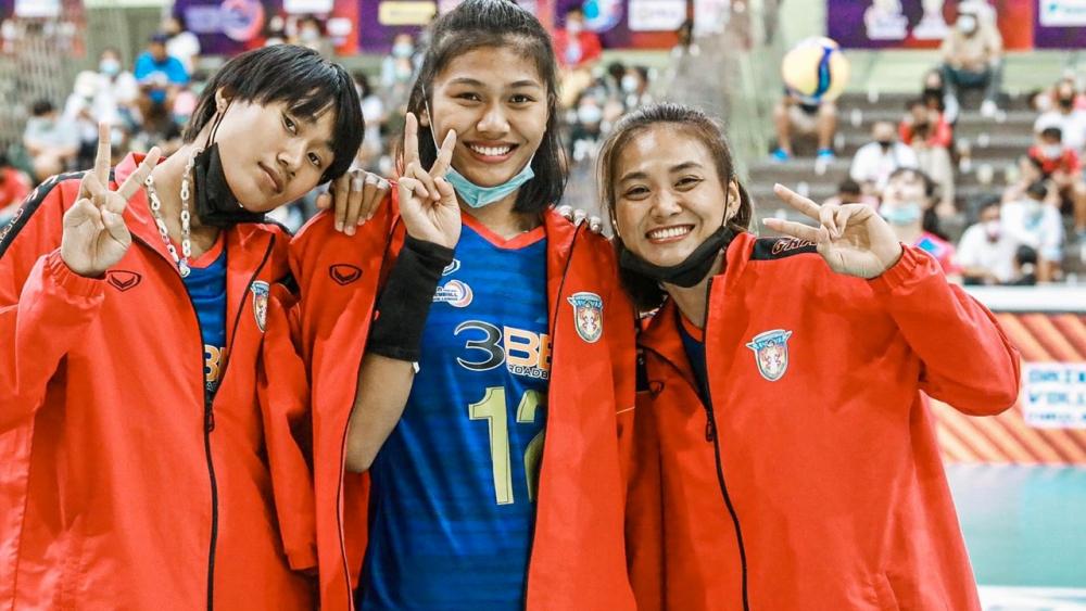 """3BB นครนนท์"" ออกแถลงหลังชวดใช้งาน 3 นักตบสาวตัวหลัก ศึกไทยแลนด์ลีก"