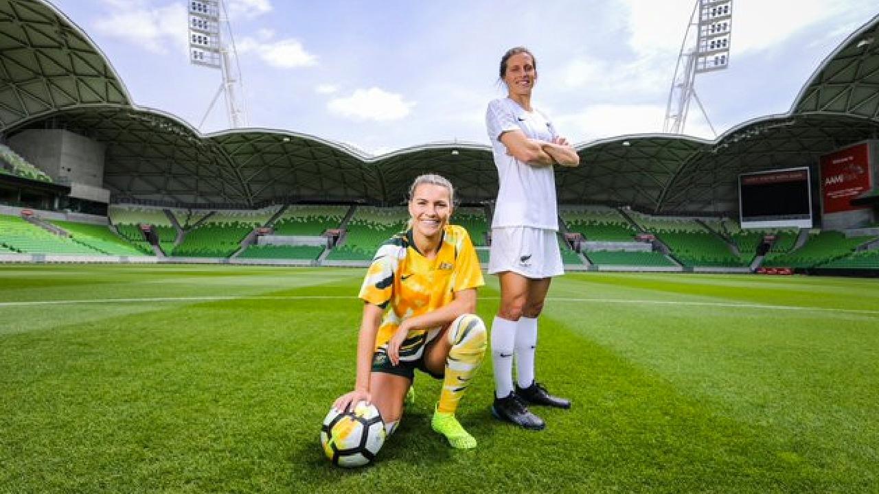 """""""ออสเตรเลีย-นิวซีแลนด์"""" แบโผสังเวียนฟุตบอลหญิงชิงแชมป์โลก 2023 เรียบร้อยแล้ว"""