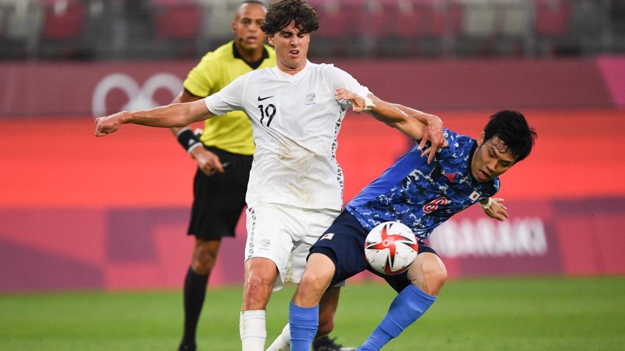 """ระทึก """"ญี่ปุ่น"""" แม่นโทษดับ """"นิวซีแลนด์"""" 4-2 ลิ่วรอบรองฯ ชนสเปน โอลิมปิก 2020"""