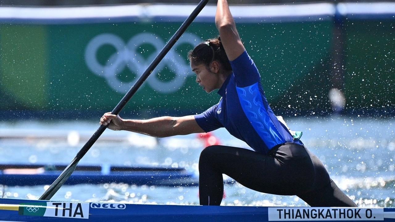 """""""อรสา"""" ฝีพายสาวไทย ชวดเข้าตัดเชือกเรือแคนู """"โอลิมปิก 2020"""""""