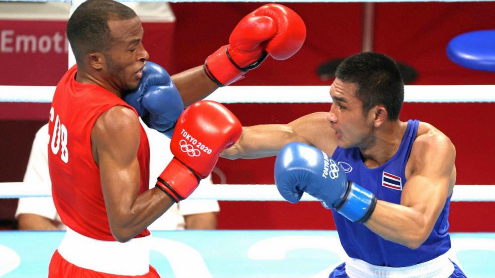 """ต้องมูฟออน """"ฉัตร์ชัยเดชา"""" วอนหยุดดราม่าผลการตัดสินในโอลิมปิก"""