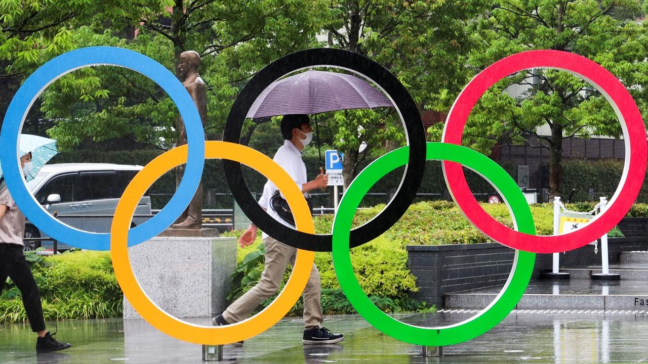 5 ห่วงโอลิมปิก