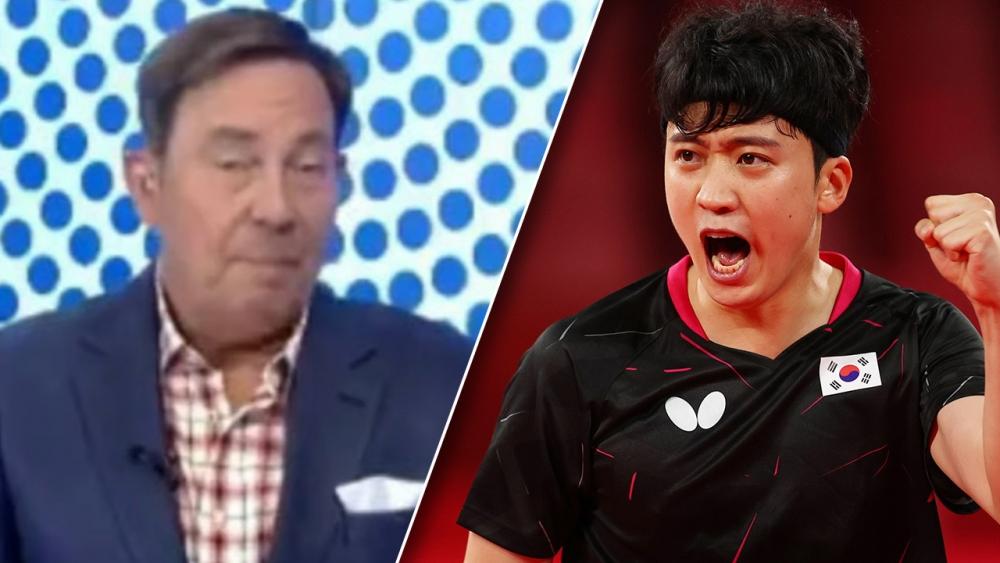 คอมเมนเตเตอร์ทีวีกรีซโดนปลด เหตุหลุดปากเหยียดนักปิงปองเกาหลี