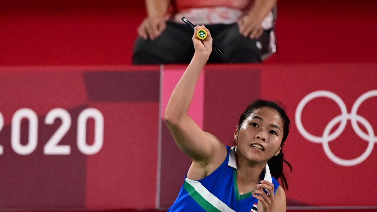 """ฟอร์มฮอตต่อเนื่อง """"น้องเมย์"""" ไล่ต้อนสาวอินโดฯ ลิ่วรอบ 8 คนโอลิมปิก"""