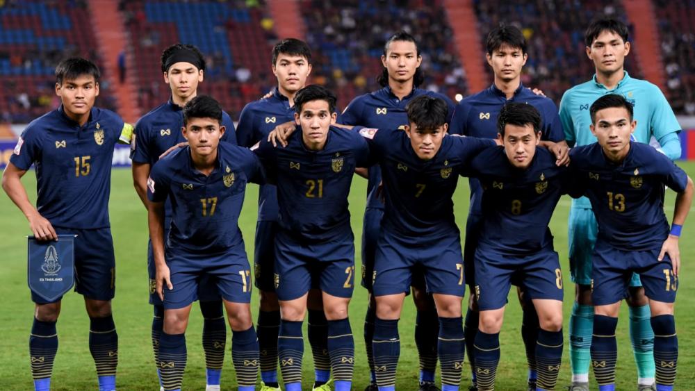 สรุปผลจับสายคัดเลือก ยู-23 ชิงแชมป์เอเชีย กลุ่มทีมชาติไทย หลังเกาหลีเหนือถอนทีม