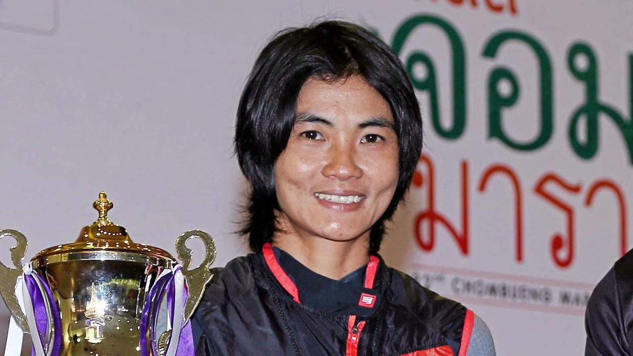 """""""พิชชานันท์ มหาโชติ"""" หญิงไทยคนแรก ที่พิชิตสนามเทรลระดับโลกได้สำเร็จ"""