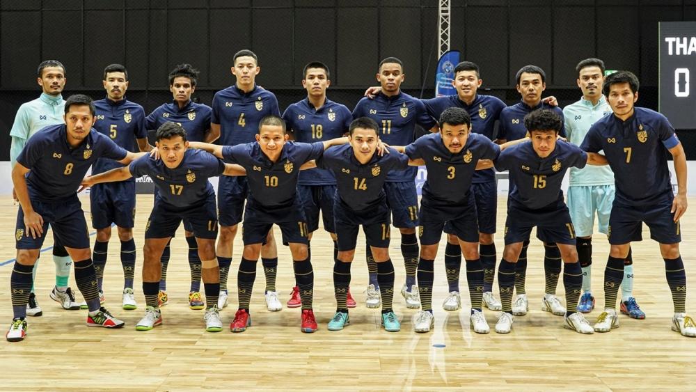 """ย้อนสถิติ """"ฟุตซอลทีมชาติไทย-คาซัคสถาน"""" ก่อนดวลกันศึกชิงแชมป์โลก รอบ 16 ทีม"""