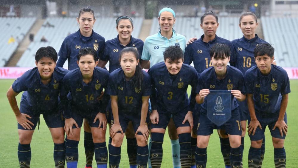 เก๋าบวกหน้าใหม่ แบโผ 23 แข้งทีมชาติไทย ลุยฟุตบอลหญิงชิงแชมป์เอเชีย รอบคัดเลือก