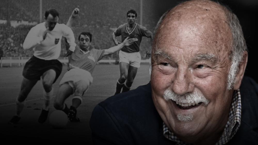 """""""จิมมี กรีฟส์"""" ตำนานสเปอร์ส-ทีมชาติอังกฤษ เสียชีวิตในวัย 81 ปี"""