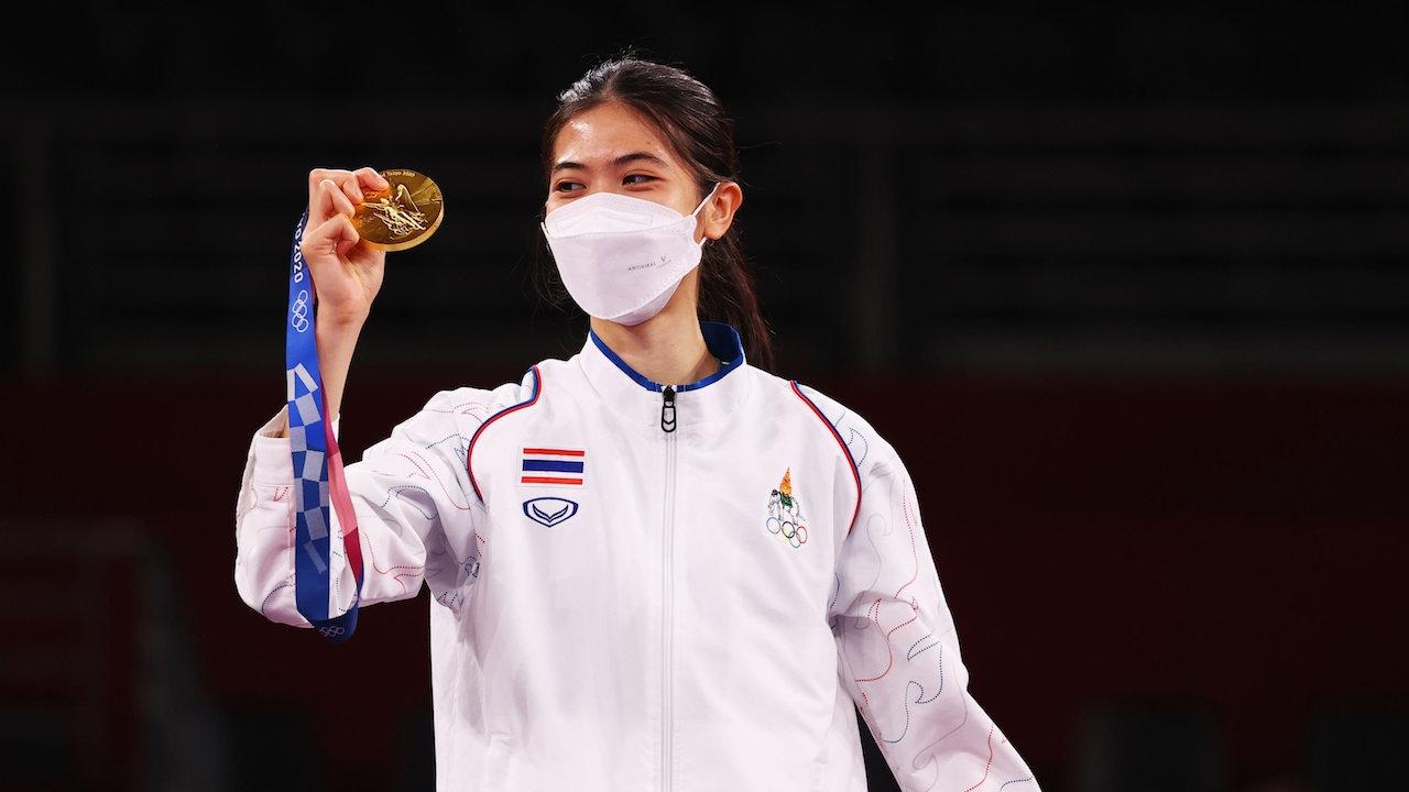 """""""น้องเทนนิส"""" เปิดใจ กว่าจะได้เหรียญทองโอลิมปิก ซ้อมท้อมาก น้ำตาไหลแทบทุกวัน"""