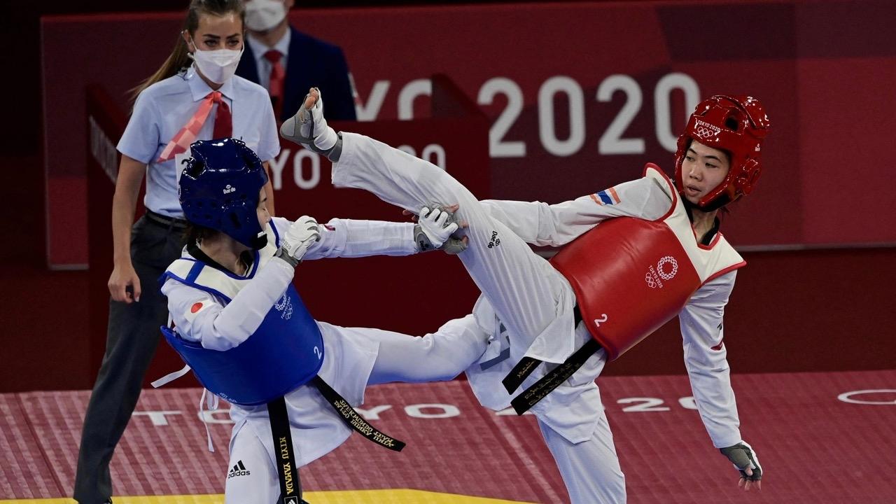 """""""น้องเทนนิส"""" ไล่เตะญี่ปุ่นกระจุย 34-12 ลิ่วชิงทองประวัติศาสตร์ """"โอลิมปิก 2020"""""""