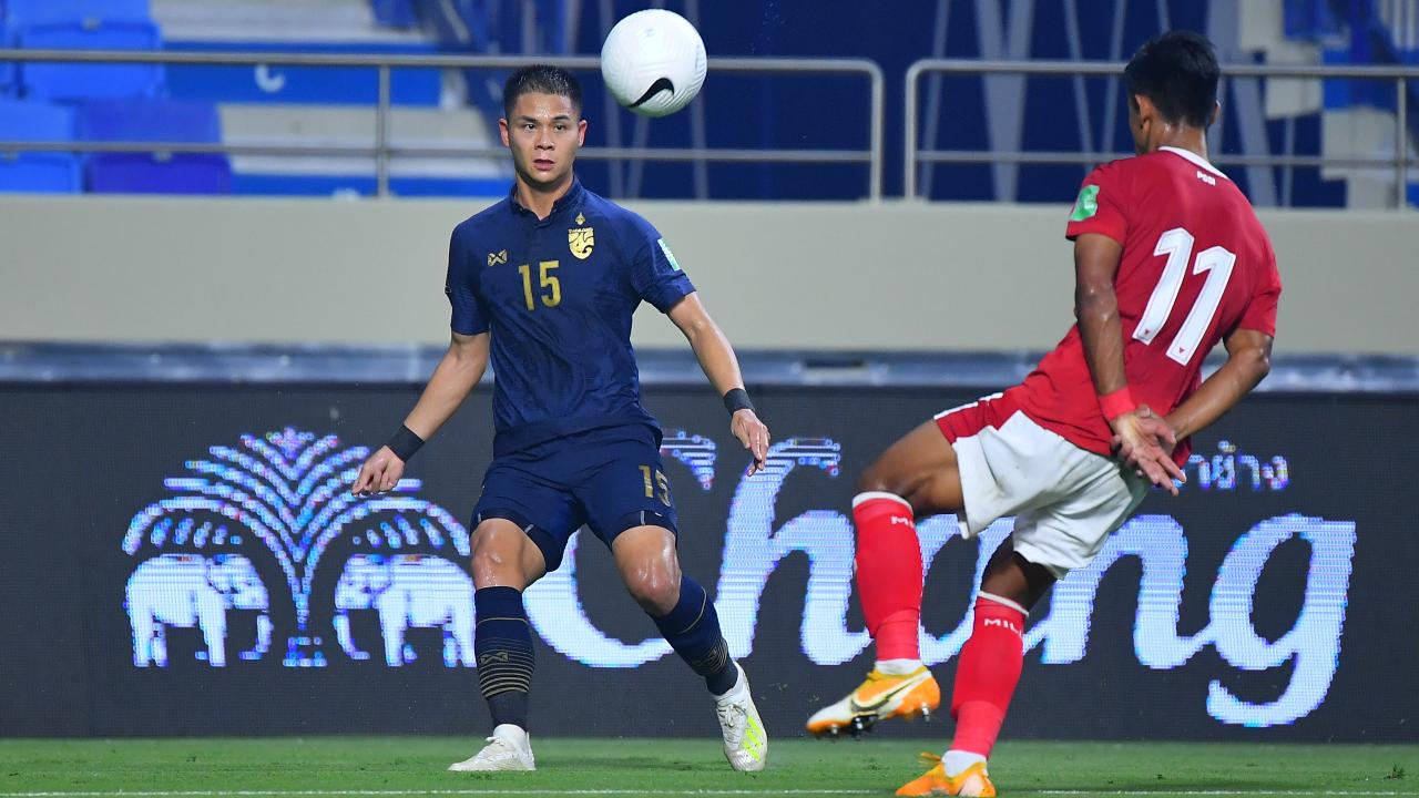 """""""นฤบดินทร์"""" ขอโทษ ทีมชาติไทยไม่ชนะอินโดนีเซีย หวังเก็บ 6 แต้ม ลุ้นลิ่วคัดบอลโลก (คลิป)"""