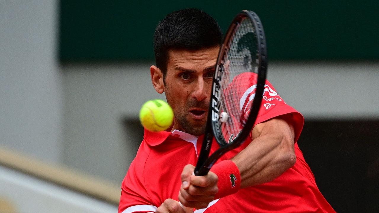 """""""ยอโควิช"""" ควง """"นาดาล"""" เข้ารอบ 16 คน ศึกเทนนิส เฟรนช์ โอเพ่น 2021"""