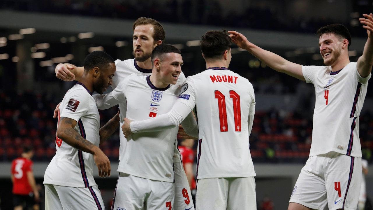 ตัดตัวแล้ว ทีมชาติอังกฤษ ประกาศรายชื่อ 26 แข้งลุยศึกยูโร 2020