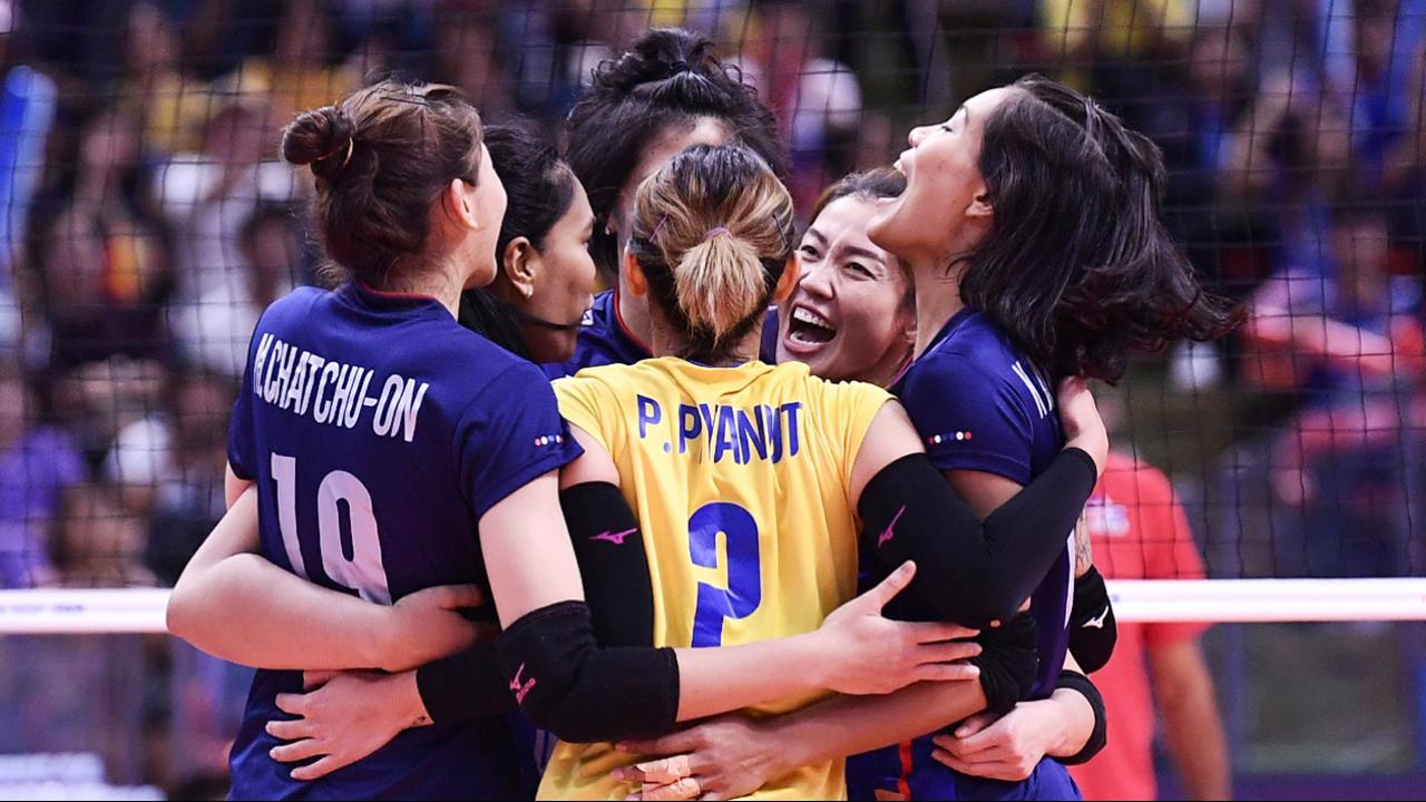 """ย้อนสถิติ 5 นัดหลังสุด """"วอลเลย์บอลหญิงทีมชาติไทย-ตุรกี"""" ศึก """"เนชันส์ลีก 2021"""""""