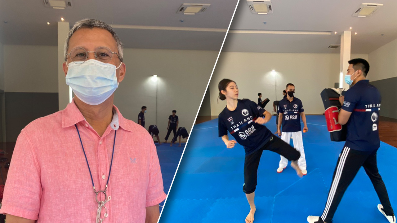 """ผวาโควิด-19 """"เทควันทีมชาติไทย"""" ถอนตัวศึกชิงแชมป์เอเชีย เน้นโอลิมปิกเต็มตัว"""