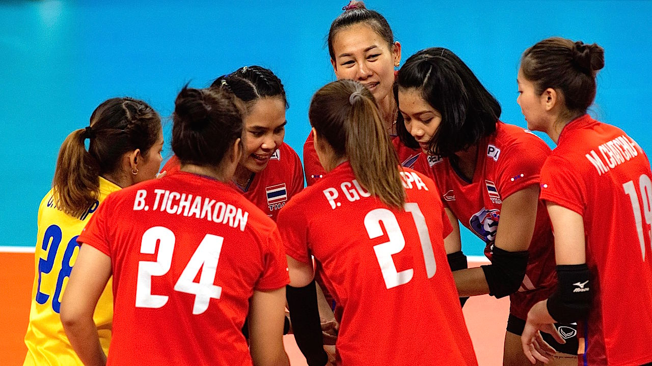 """ย้อนสถิติ 5 นัดหลังสุด """"วอลเลย์บอลหญิงทีมชาติไทย-สหรัฐฯ"""" ศึก """"เนชันส์ลีก 2021"""""""