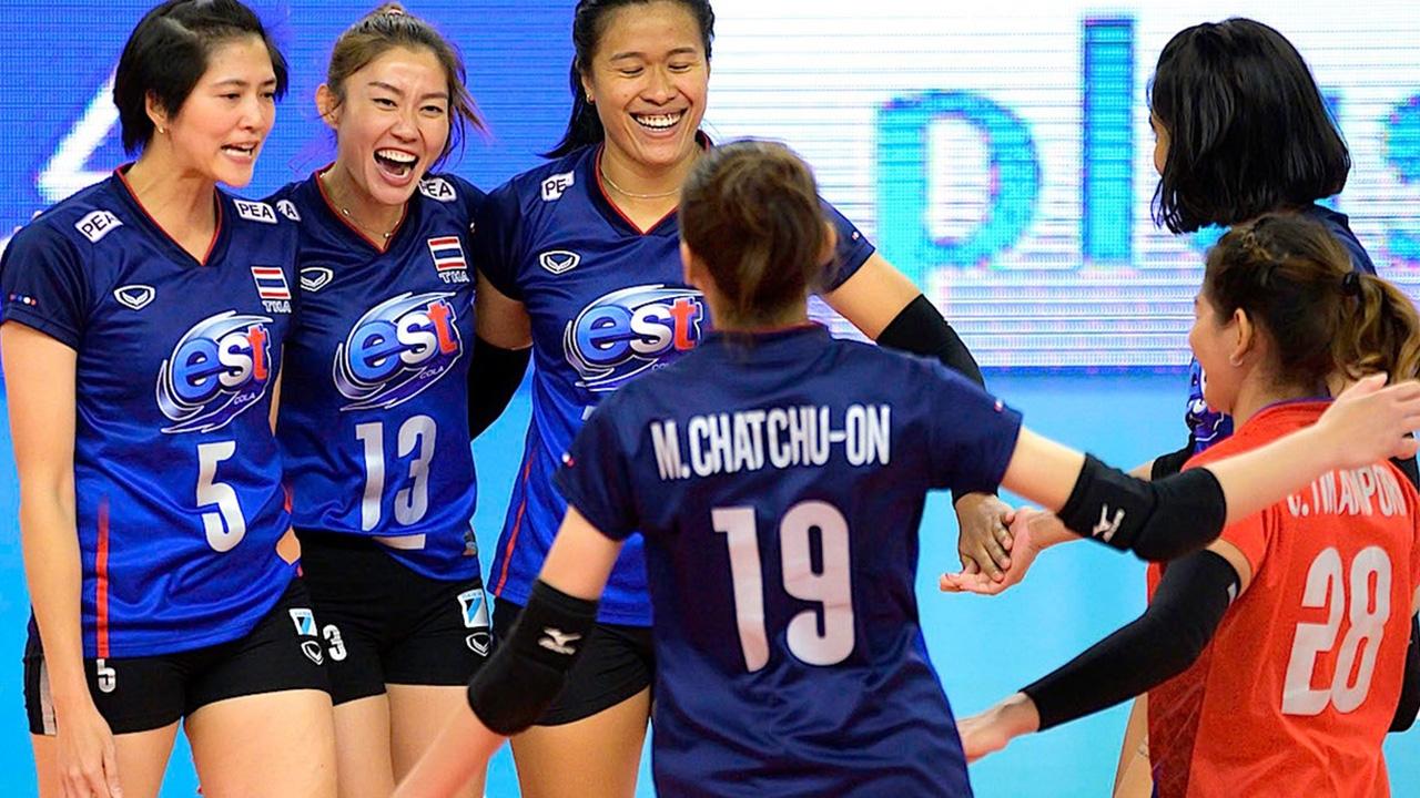 """เปิดสถิติ 5 นัดหลังสุด """"วอลเลย์บอลหญิงทีมชาติไทย-เซอร์เบีย"""" ก่อนพบกัน """"VNL 2021"""""""
