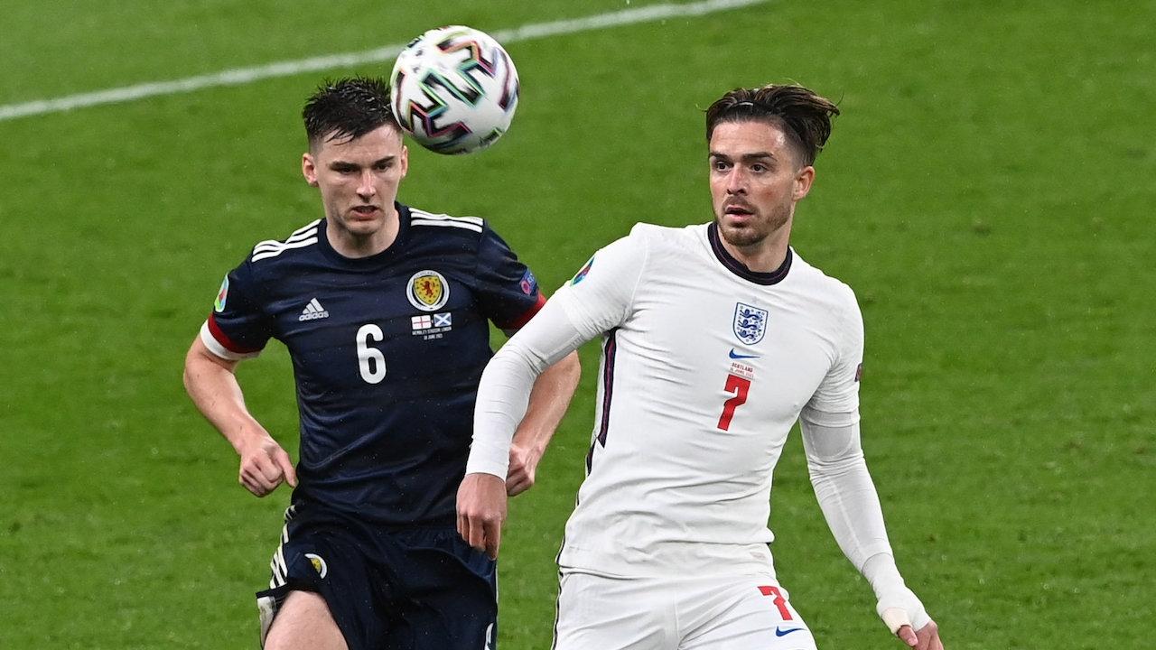 ได้แค่เสียว อังกฤษ เจ๊า สกอตแลนด์ 0-0 ลุ้นเข้ารอบนัดสุดท้าย ศึกยูโร 2020