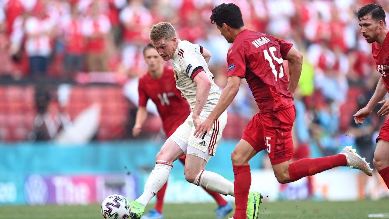 เบลเยียม คมกว่า แซงชนะ เดนมาร์ก สุดมัน 2-1 เข้ารอบ 16 ทีม ยูโร 2020
