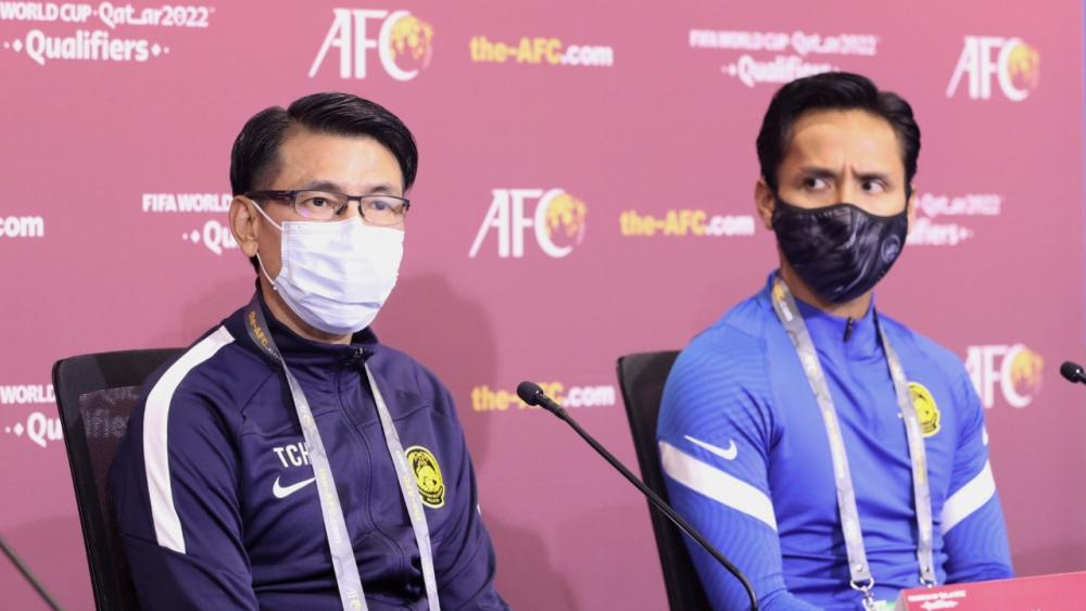 """""""ตัน เชง โฮ"""" เผยแข้งไทยลีกมาเลเซีย เตือนให้ระวัง 3 แนวรุกทีมชาติไทย คัดบอลโลก"""
