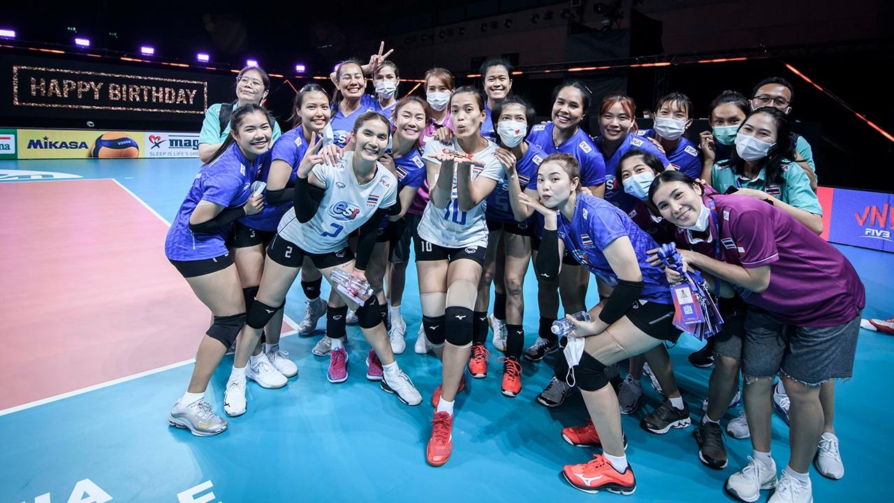 """ประมุขลูกยาง เผยแนวทางเตรียมทีม """"วอลเลย์บอลหญิงทีมชาติไทย"""" ลุยชิงแชมป์เอเชีย"""