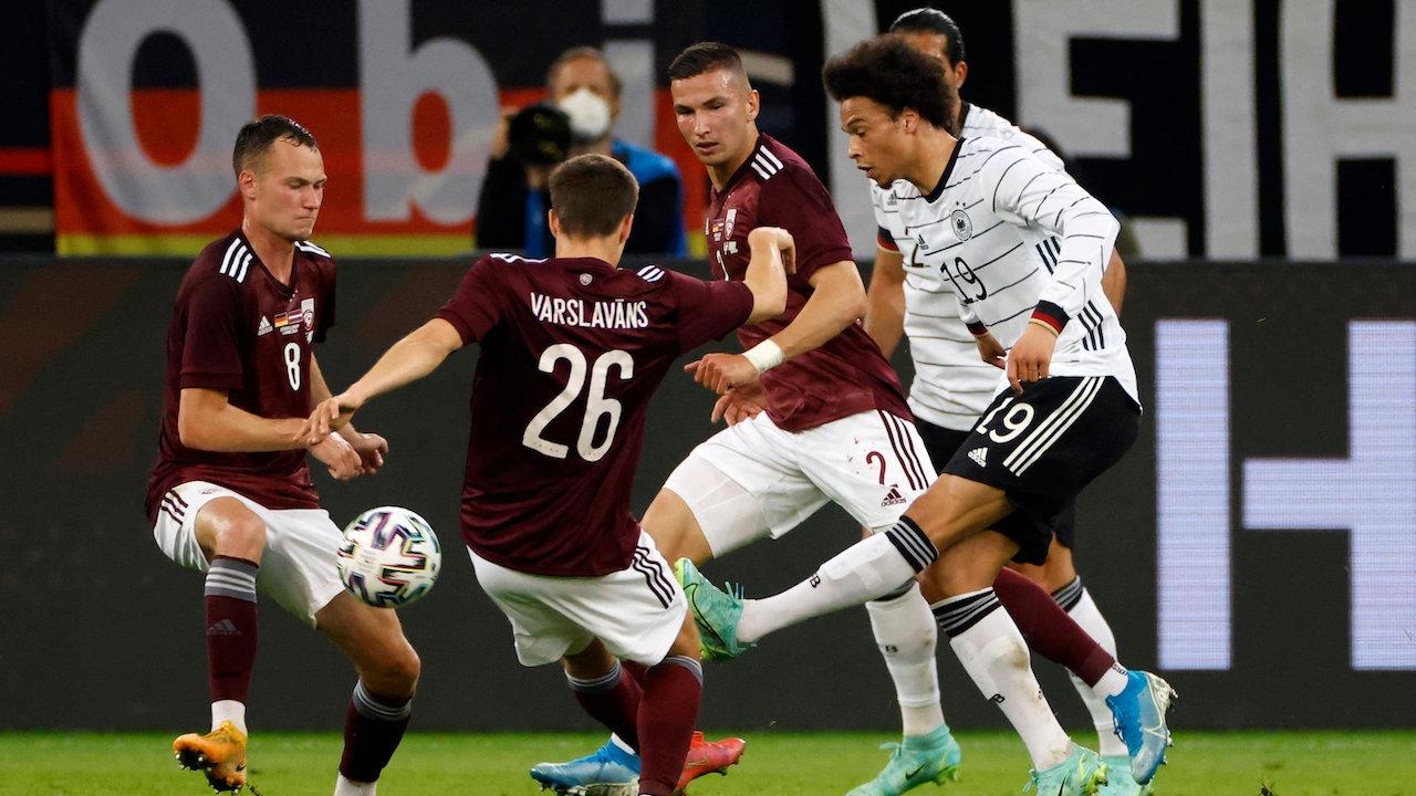 ทีมชาติเยอรมนี ไล่ถล่ม ลัตเวีย 7-1 ข่มขวัญคู่แข่งก่อนลุยยูโร 2020