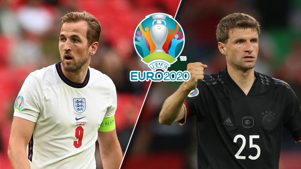 """เจาะสถิติ-วัดค่าพลัง """"อังกฤษ"""" VS """"เยอรมนี"""" ศึก """"ยูโร 2020"""" รอบ 16 ทีมสุดท้าย"""